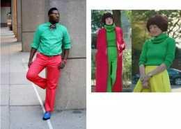 男生穿搭入門新手篇(2):今天的你是什麼顏色?