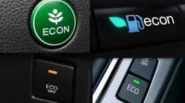 ECO模式是什麼?真的能節油嗎?其實很多人都不用擔心
