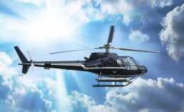 直升機在空中不動,依靠地球自轉,12小時後能到達地球另一端嗎?