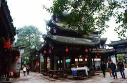 千年水碼頭,古鎮黃龍溪