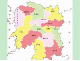湘北、湘西、湘南、湘中、湘東是怎樣劃分的?分別包括哪幾個市?