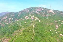 黃楊山登山步道來了!直抵峰頂!全長2.4公里…